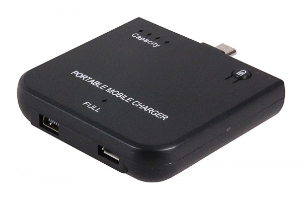 PATONA Notfallakku für alle Handy & Geräte mit Micro-USB 1900mAh