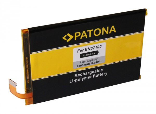 PATONA Battery f. HTC One M7 One (M7) 35H0020701M 35H00207-01M BN0