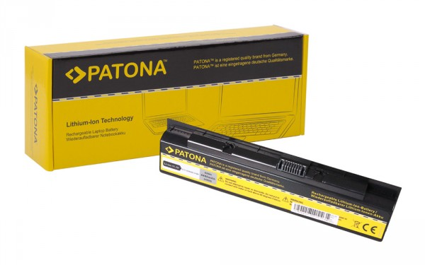 PATONA Battery f. Hasee E11-3S4400-S1B1 E11 E11-3S4400-S1B1 E11-3S4400-S1B1 Hasee