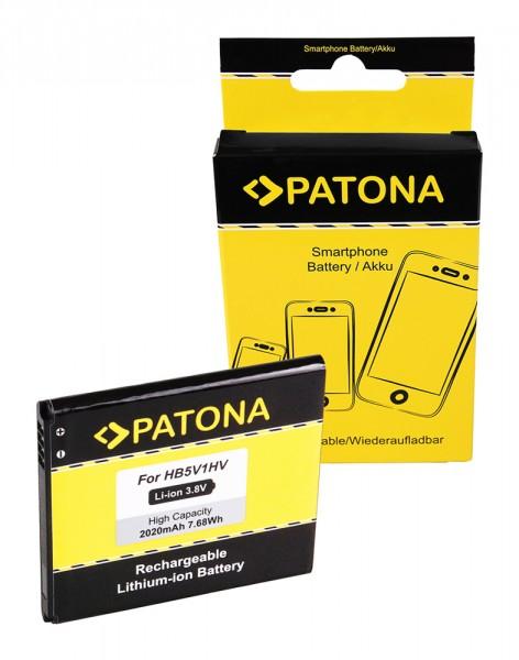 PATONA Batterie pour Huawei Ascend Y300 Ascend Y300