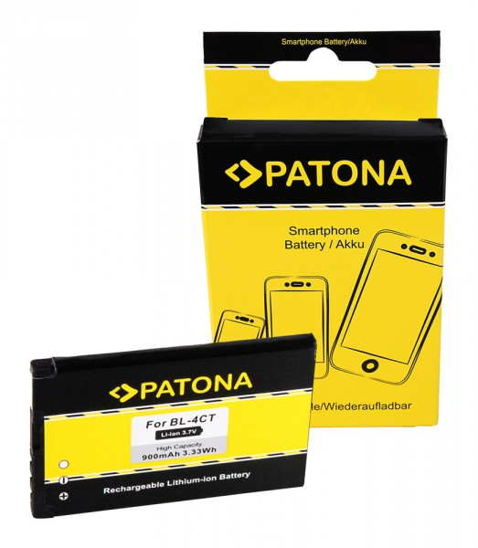 PATONA Batterie pour Nokia 5310 XpressMusic 5310 7230 7310 2720 fold 5310