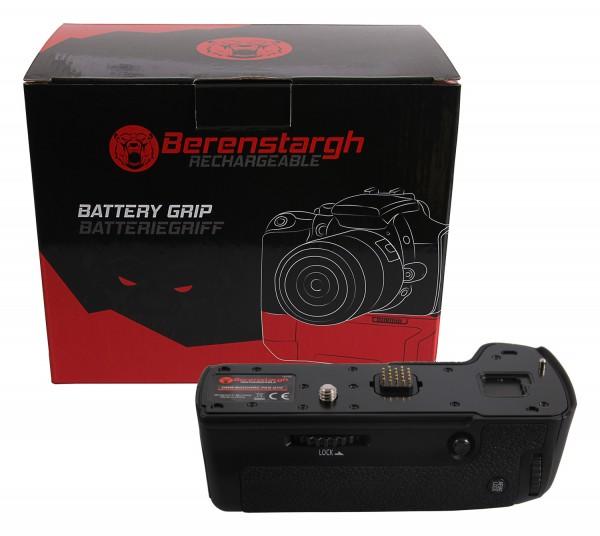 Berenstargh Batteriegriff für Panasonic GH5 DMW-BGGH5RC für 1 x DMW-BLF19 Akku inkl. Fernbedienung