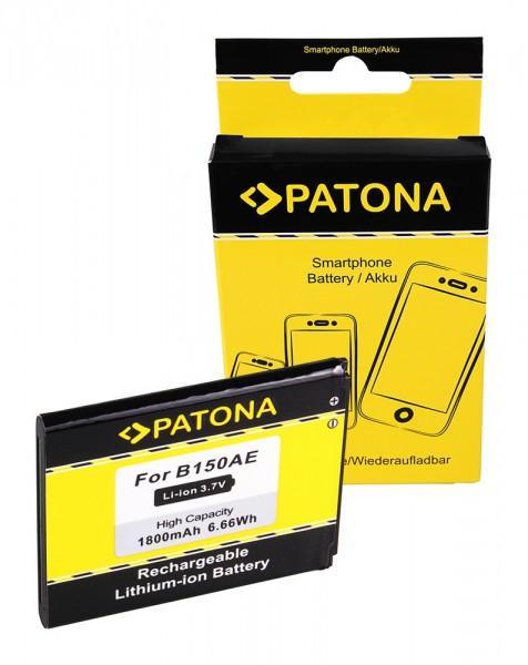 PATONA Akku f. Samsung B150AE Galaxy Core GT-I8260 GT-I8262 B150