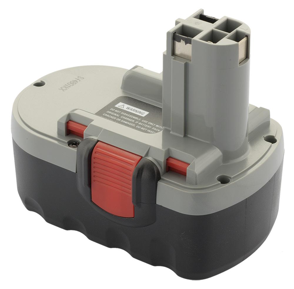 Gks 18V 2607335535 2607335560 Gst 18V 3000mAh Batterie pour Bosch GSR 18 VE2