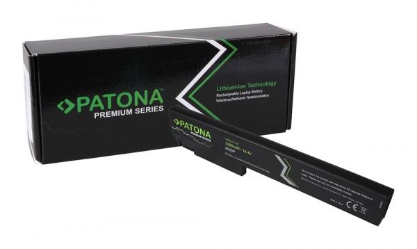 PATONA Premium Akku f. HP EliteBook Elitebook 8530p 8530w 8540p 8540w 8730p 8730w 45
