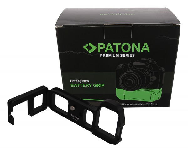 PATONA Premium Handgriff GB-A7II für Sony A7 II A7MII A7RII A7II