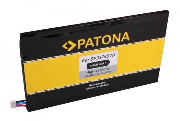PATONA Battery f. Samsung Galaxy Tab 3 Galaxy SM-T310 SM-T311 Tab 3 Tab3 AAaD415