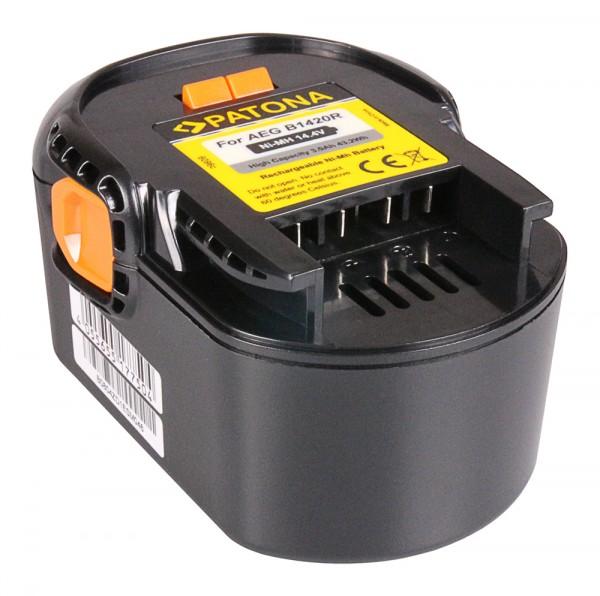 PATONA Battery f. AEG BBM 14 STX-R BS 14 X BS 14 XN BS 14 X-R BS 14G BS14 GNC BSB