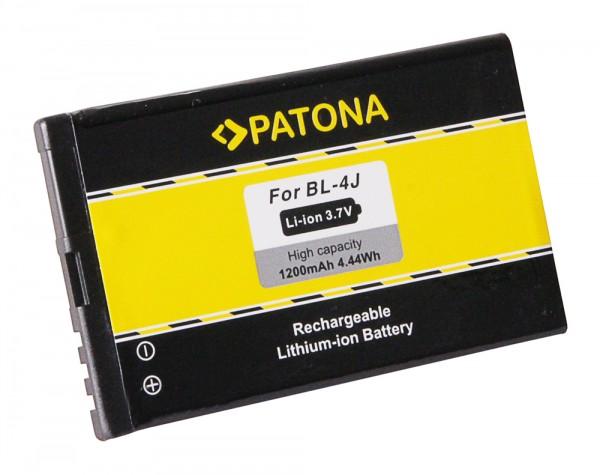 PATONA Batterie pour Nokia BL-4J Lumia 620 C600 C6-00