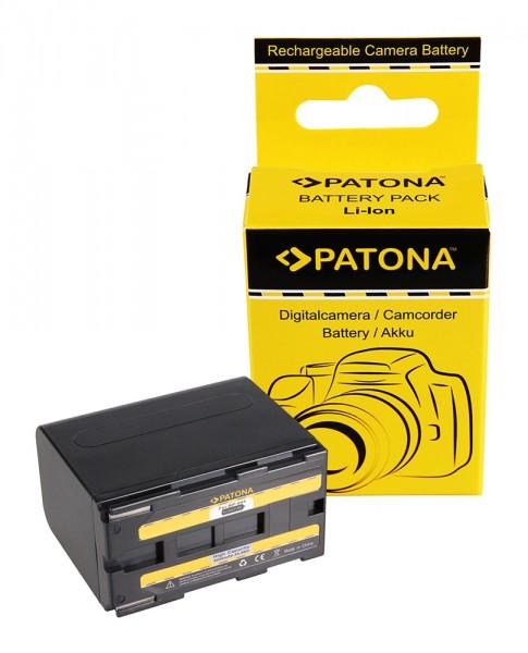 PATONA Akku f. Canon BP-945 BP-941 BP930 C2 XL1 XM2 E1 E30 E2