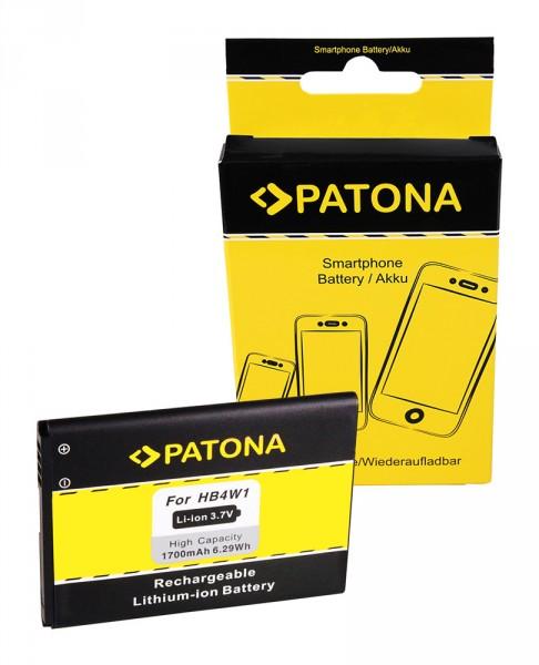 PATONA Battery f. Huawei HB4W1 Huawei Ascend G510 Huawei Ascend Y210