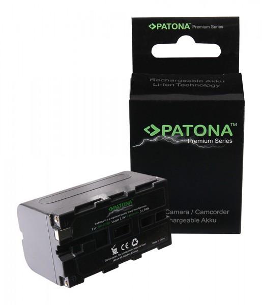 PATONA Premium Batterie pour Sony NP-F750 CCD CCDSC5 CCD-SC5 CCDSC55 CCD-SC55 CCDSC65