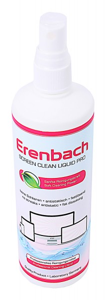 Erenbach 250 ml professional Cleaning Liquid for Display Screen Smartphone Tablet TV