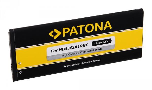 PATONA Batterie pour Huawei Ascend Y6 Ascend Y5 2 Y5 II Y6 Ascend Y6 Honor 4A