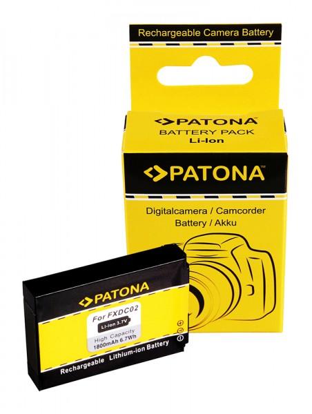 PATONA Akku f. Drift HD Ghost Drift CFXDC02 Drift FXDC02 FXDC02 CFXDC02