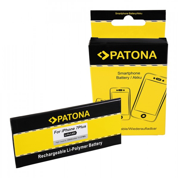 PATONA Battery f. Apple iPhone 7 Plus, 616-00249
