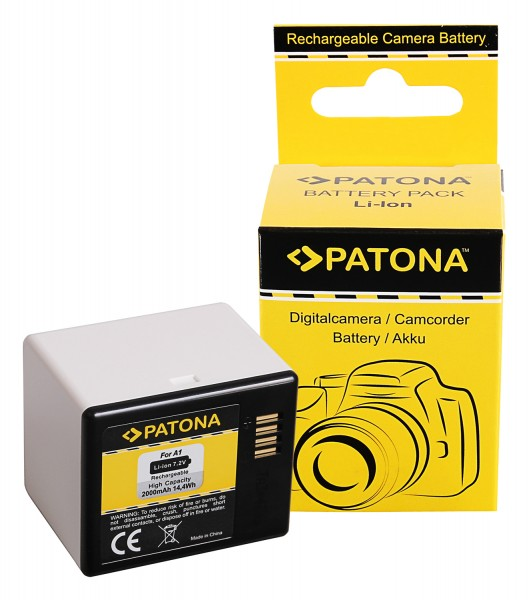 PATONA Battery f. Arlo PRO PRO 2 A-1
