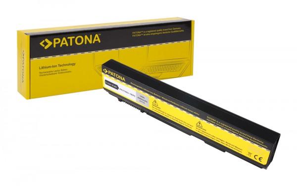 PATONA Akku f. Toshiba PA3788 PA3788U-1BRS PABAS223 B450/B B452/F
