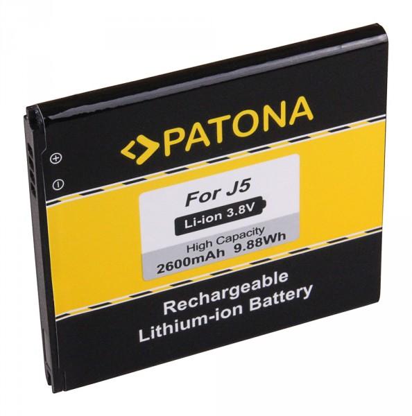 PATONA Battery f. Samsung Galaxy Grand Prime Grand Prime VE J5 SMG530F SM-G530F
