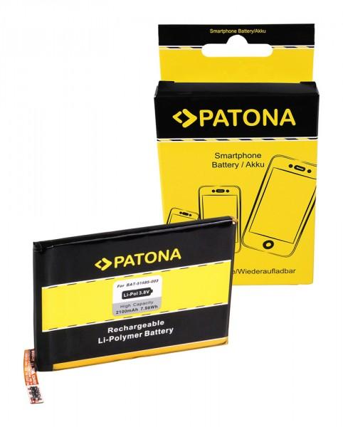 PATONA Akku f. Blackberry Q5 Q5 LTE SQR100-1 SQE100-3 BAT-51585-003