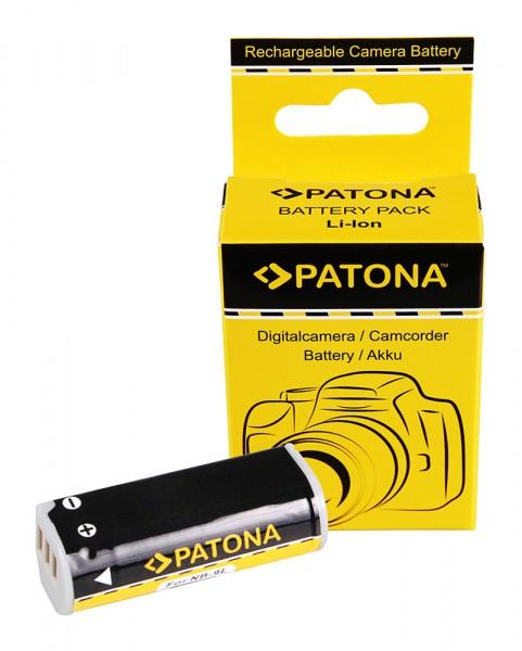 PATONA Akku f. Canon NB-9L Digital IXUS 1000 1000HS 1100HS