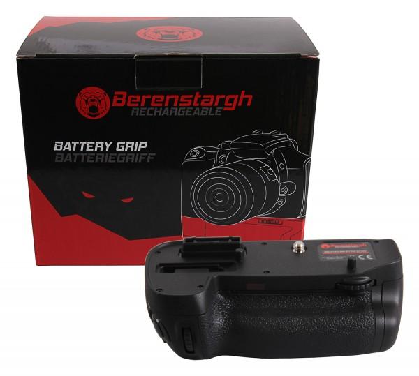 Berenstargh Battery Grip for Nikon D7100 D7200 MB-D15H for 1 x EN-EL15 batterie incl. IR wireless control