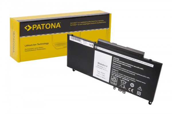 PATONA Battery f. Dell E5450 Latitude 3150 3160 E5250 E5450 E5550 6MT4T 8V5G