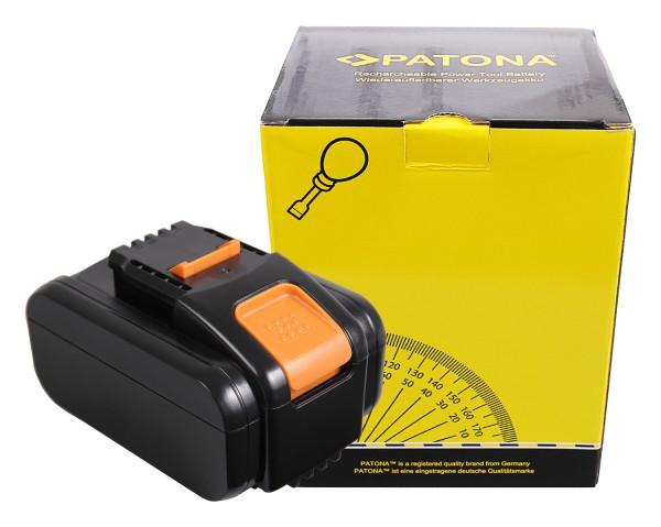 PATONA Battery f. Worx WA3551.1 WA3572 WG169 259 549 166 372 390 WX523 Rockwell RK180K2 RK2852 RK 2856