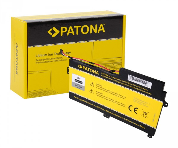 PATONA Battery f. Samsung 370 ATIV BOOK 4 450R4V 450R5V 470R5E 370 SERIES 3
