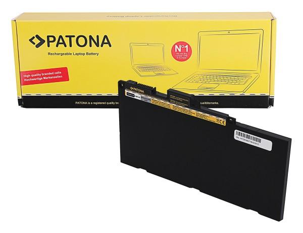 PATONA Battery f. HP HP EliteBook 840 Serie, M6U35AW, N0B76PA, N1S71AV, P2T35AW, T5L19PA, T7U85AW, T7U87AW, W4W67AW