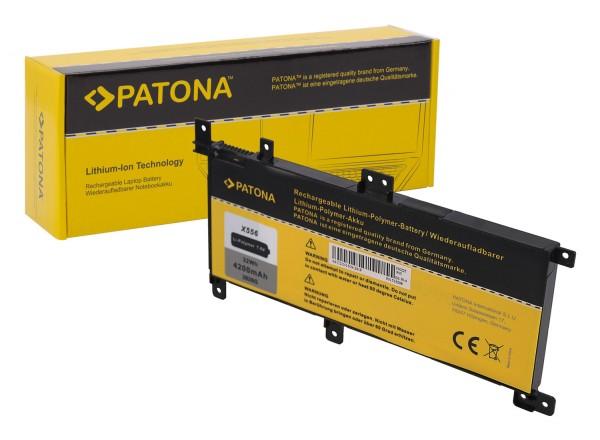 PATONA Battery f. Asus X556 Serie 0B200-01750000 C21-N1509 C21N1509