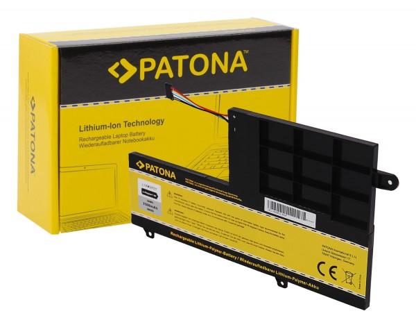 PATONA Akku für Lenovo 300S 500S-14ISK S41-70 YOGA 500-14 L14M2P21 L14S2P21