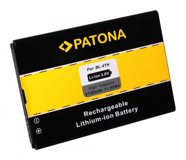 PATONA Batterie pour LG G Pro Lite Dual Optimus D686 E940 E977 E980 E986 E988 F240K