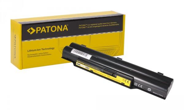 PATONA Battery f. FUJITSU-SIEMENS Lifebook A530 A531 AH530 AH531 LH52/C