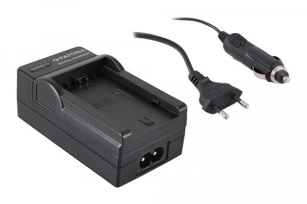 PATONA Ladegerät für Sony NP-FZ100 A7 III A7M3 Alpha 7 III A7 R III A7RM3 Alpha 7 R III A9 Alpha 9 F
