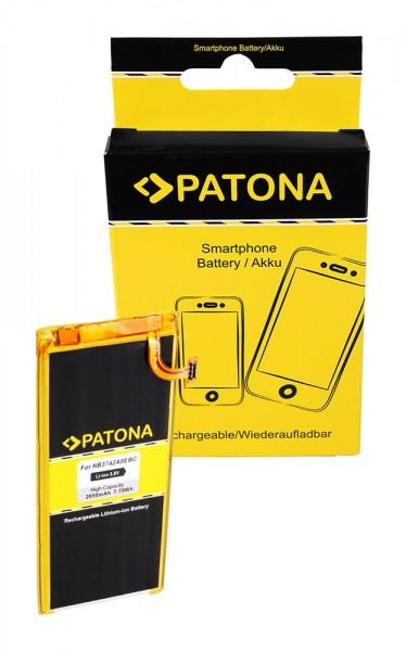 PATONA Batterie pour Huawei Ascend P6 Ascend D20082 D2-0082 P6