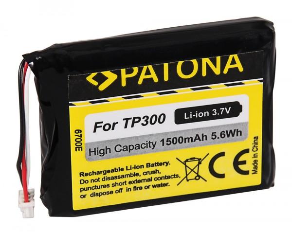 PATONA Battery f. Blaupunkt TP300 TravelPilot TP300