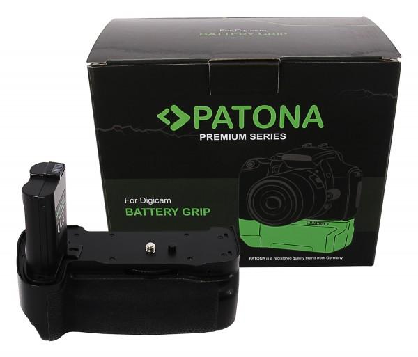 PATONA Premium Batteriegriff MB-780 für Nikon D780 für 2 x EN-EL15b Akku inkl. Fernbedienung