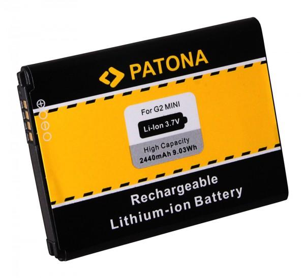 PATONA Battery f. LG G2 Mini, D620 BL-59UH, BL59UH, EAC62258701