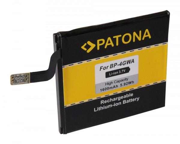 PATONA Akku f. Nokia Lumia 625 720 BP4GWA BP-4G