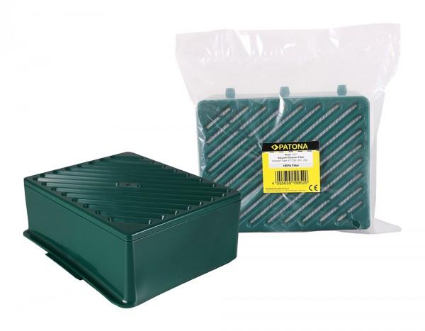 PATONA Hepa active filter system f. Vorwerk Tiger VT250 VT251 VT252
