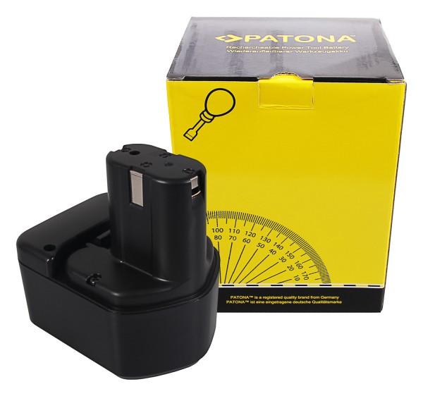PATONA Battery for Hitachi Werkzeuge EB9 FEB 9S UB12D D10DD D10DH DS9DVB