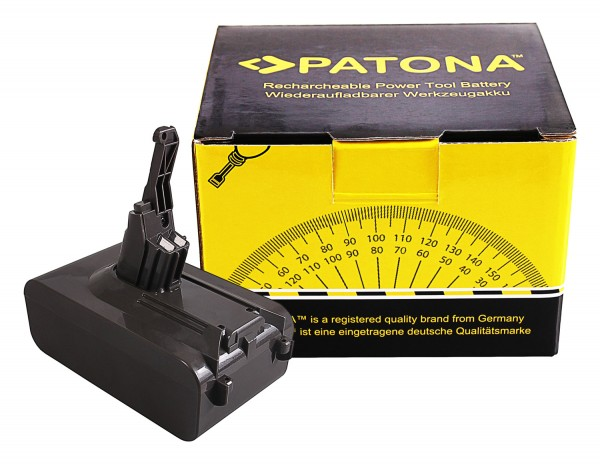 PATONA Battery f. Dyson V8 Animal V8 Animal Exclusive