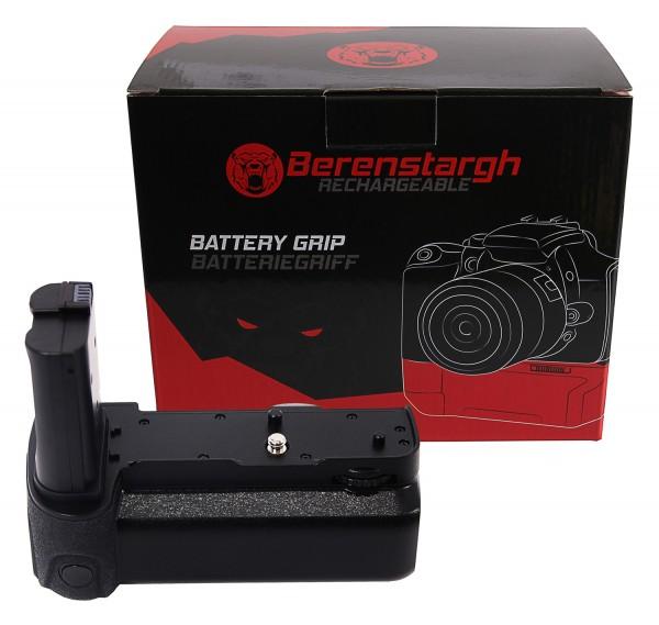 Berenstargh Batteriegriff MB-N10 für Nikon Z5 Z6 Z7 für 1 EN-EL15b Akku inkl. Fernbedienung
