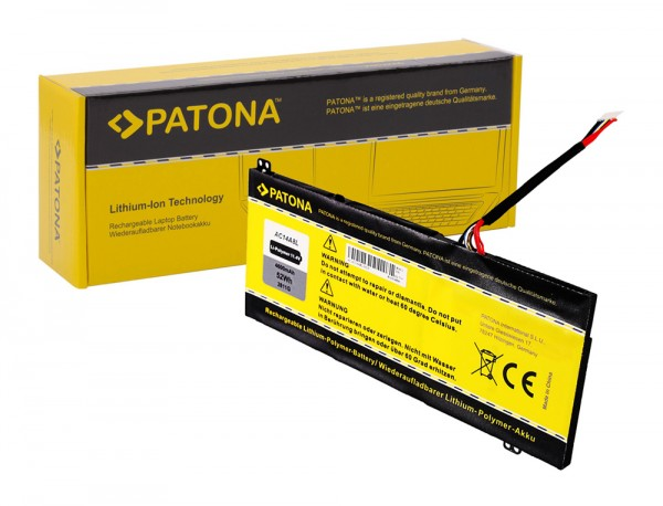 PATONA Battery f. Acer AC14A8L 3ICP7/61/80 KT.0030G.001 Aspire VN7