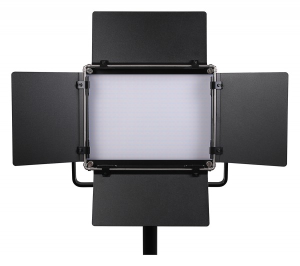 PATONA Premium LED professionelles Videolicht Fotoleuchte LED-540ASRC