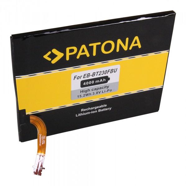 PATONA Battery f. Samsung Galaxy Tab 4 7.0 Galaxy SM-T230 SM-T230NU Tab 4 7.0