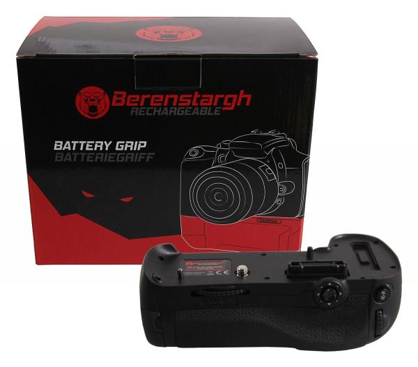 Berenstargh Battery Grip for Nikon D800 D800E D810 D810A MB-D12H for 1 x EN-EL15 batterie incl. IR wireless control