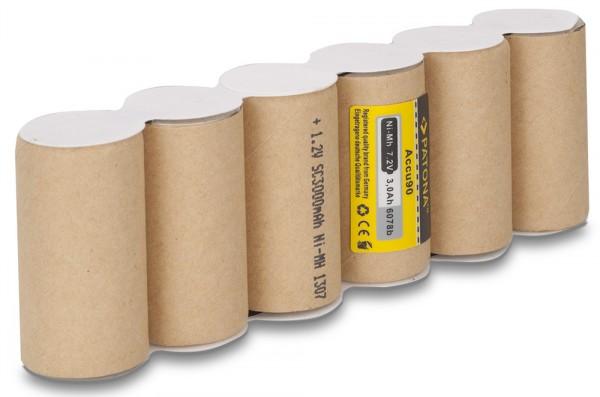 PATONA Batterie pour Gardena Accu 90 Accu90