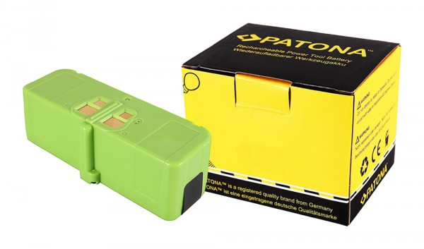 PATONA Battery f. Roomba iRobot 681, 696, 896, 966, 980, R3300